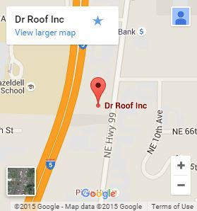 Dr Roof Inc on Google Maps