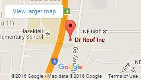 Dr Roof Inc Vancouver WA on Google Maps
