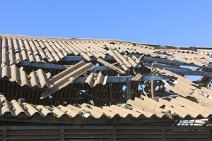 Destroyed Roof Portland