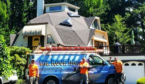 Dr Roof Inc Roofing General Contracting