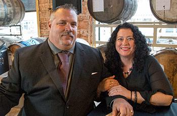 Owners Glenn & Hillary Trusty