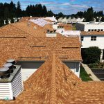 Sloped Commercial Roof